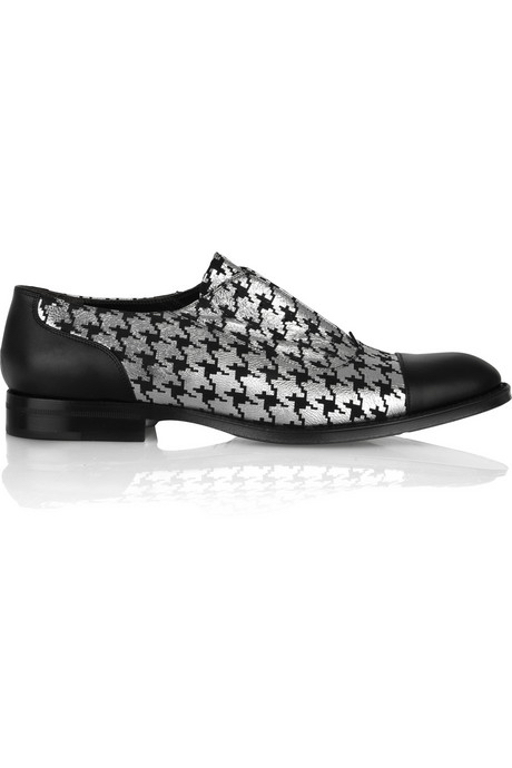 Houndstooth Brogues