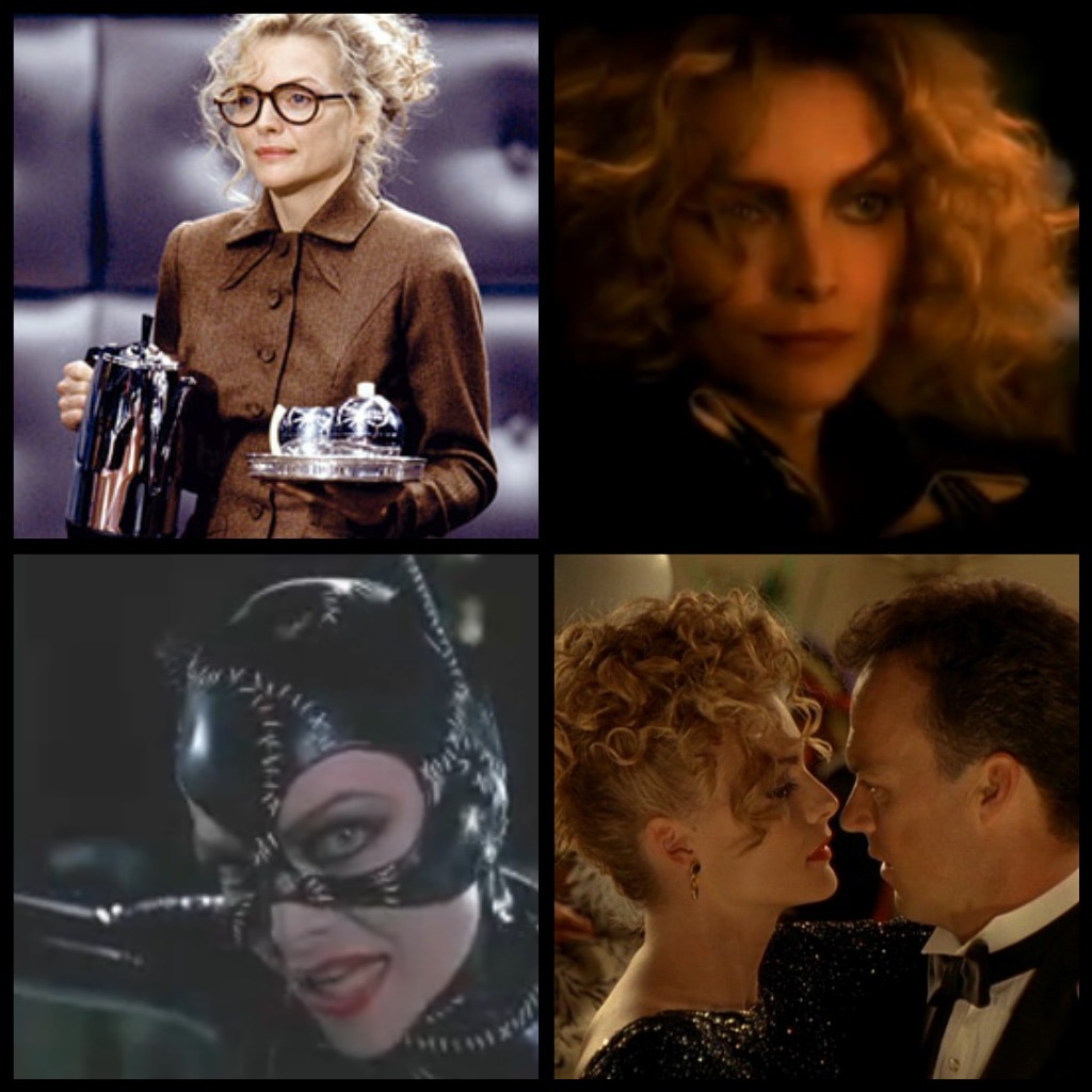 Michelle Pfeiffer Catwoman Batman Returns Tim Burton
