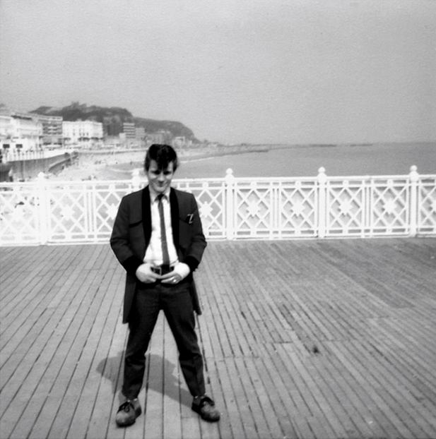 Teddy Boy Hastings Late 1970s