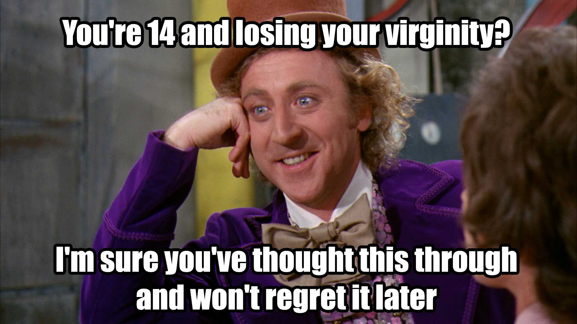 True accounts of losing virginity