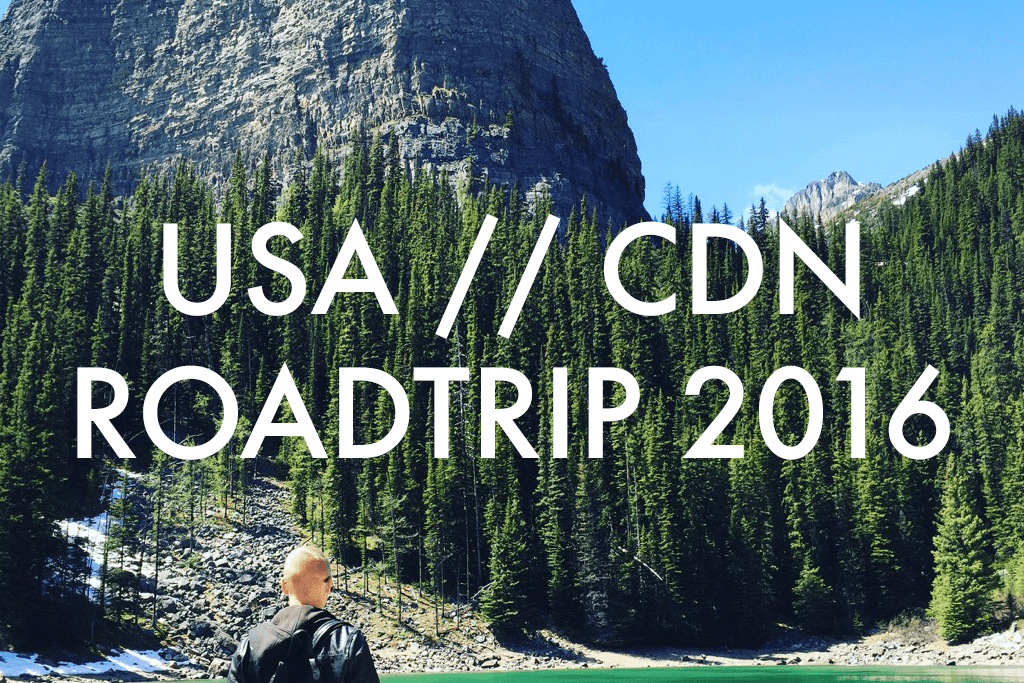 Assez USA and Canada Road Trip 2016 - thatbrooke ZY27